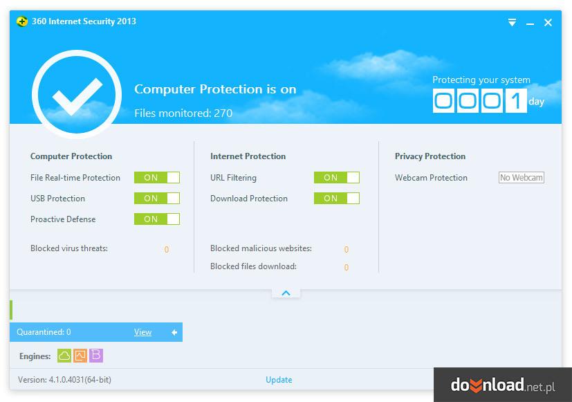 360 Internet Security 5.0.0.5104G Download