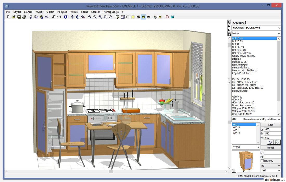 descargar kitchendraw 6.0 full