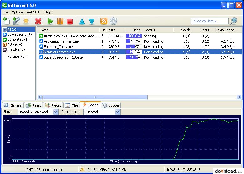 bittorrent software free download for windows xp 32 bit