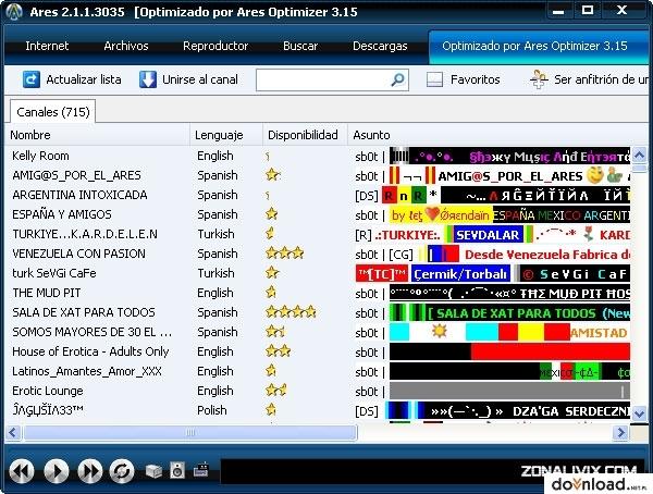 subviewer 2 0 descargar ares