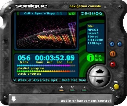 Sonique media player free download