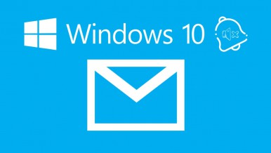 How to change or remove the email notification sound on Windows 10.