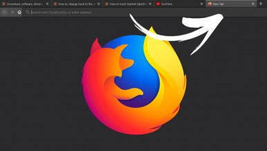 How to make Firefox open New Tabs at the end of your tabs list.
