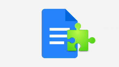 How to add or remove Add-ons in Google Docs.