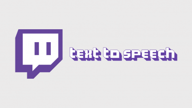 How to get Text to Speech for your Twitch Chat. (Enable TTS Twitch)