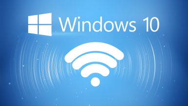 How to disable WiFi background scanning on Windows 10.