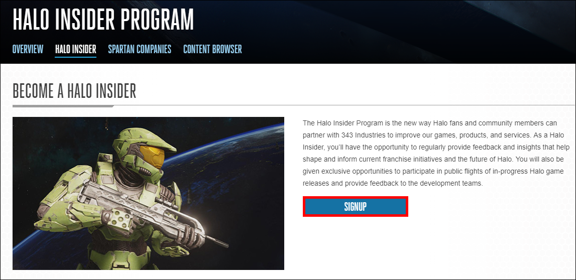 halo infinite beta signup start dates