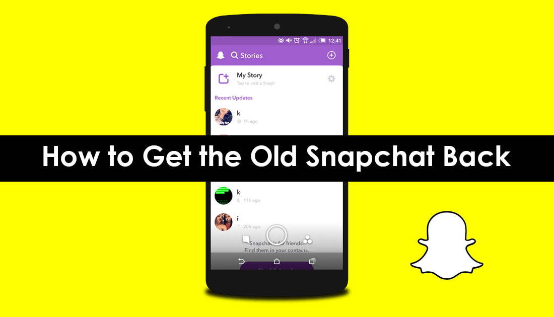 How_to_go_back_to_an_old_version_of_snapchat