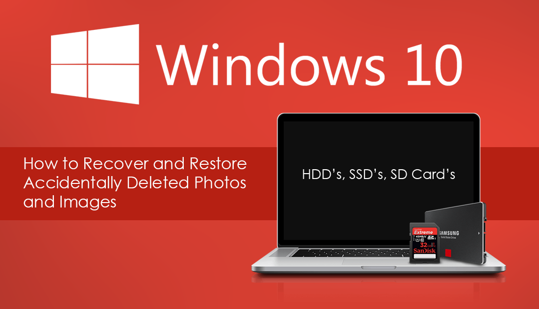 Recover deleted data on windows pc