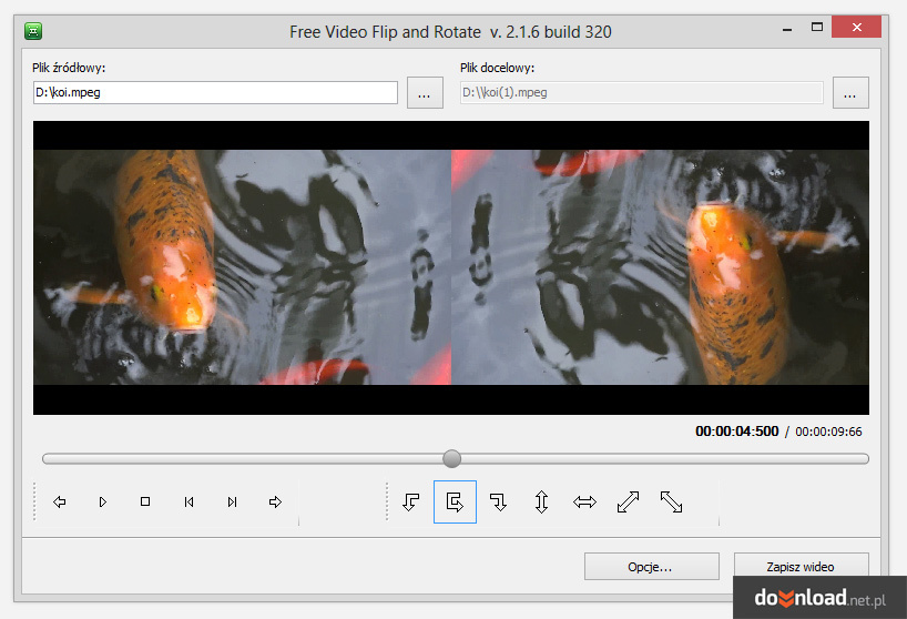 video flip software free download