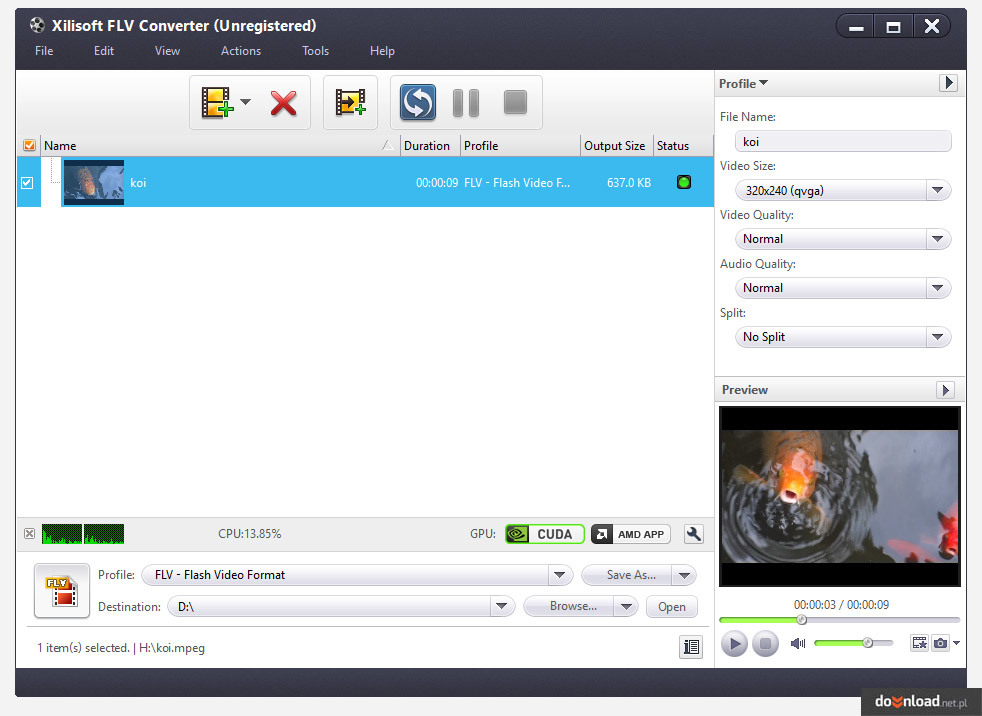flvs video converter download