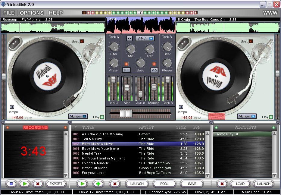 virtual dj mixer free download apk