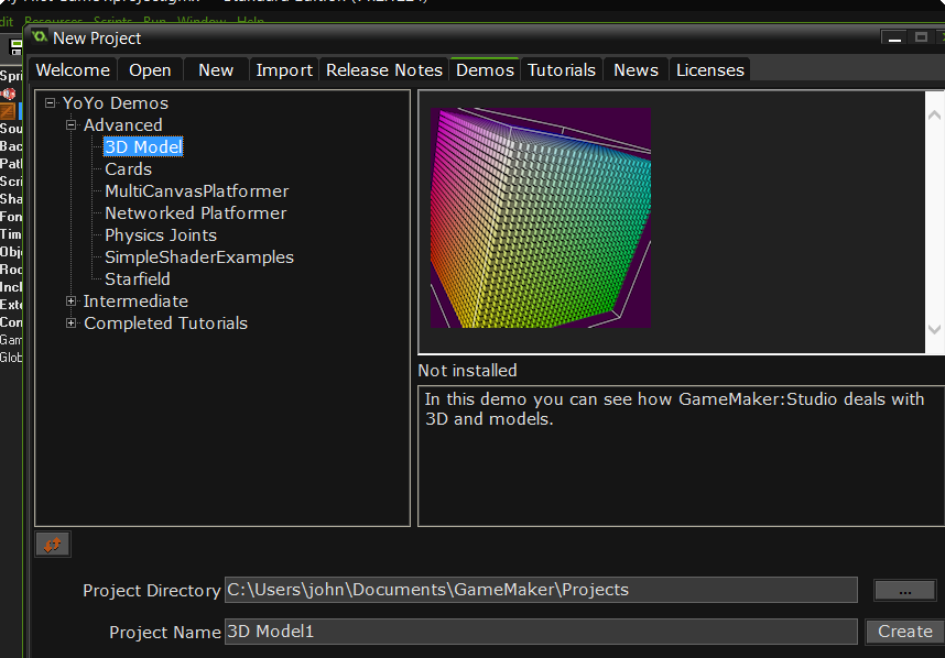 game maker studio 2 download for pc 64 bit