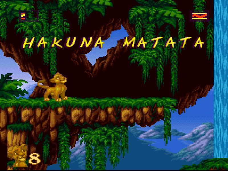 Lion King 1 | Arcade