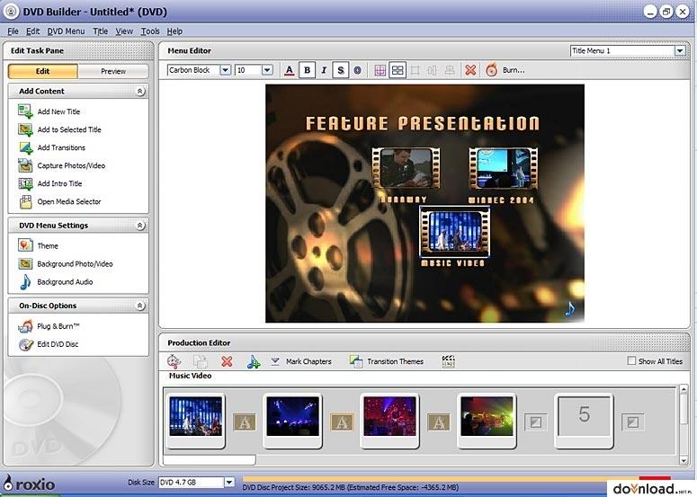 Free Roxio Creator Download Windows 7