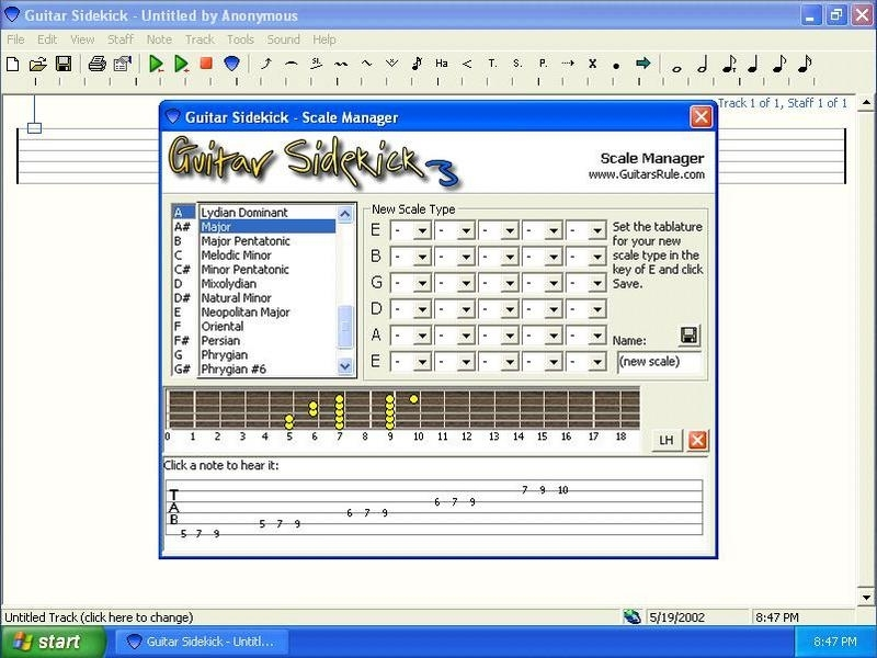 Guitar Sidekick 4 1 2 Other Multimedia Software