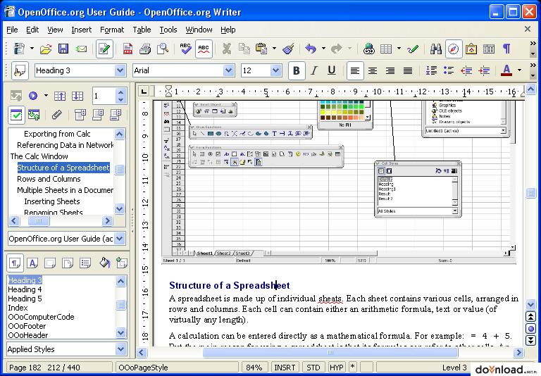 OpenOffice 4 1 2 PL | Office Suites