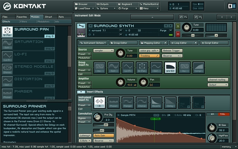 Kontakt 4 Native Instruments Demo