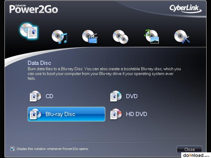 Power2go free