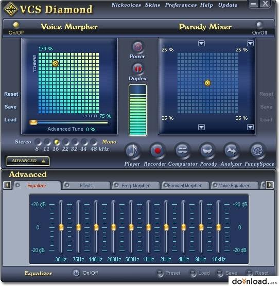 Av Voice Changer Software торрент