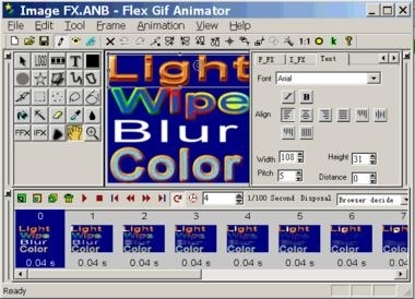 Flex GIF Animator 10 05 | Image editors