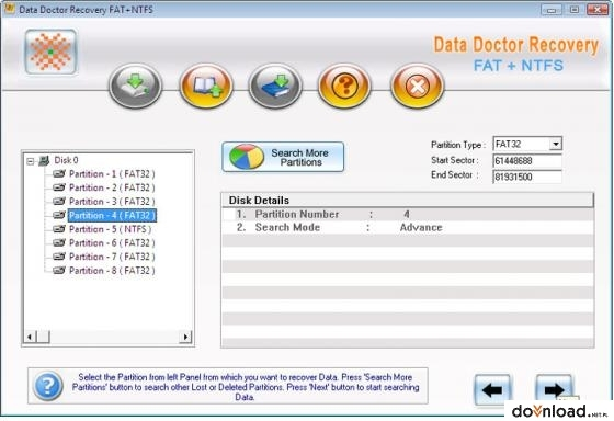 Portable Data Doctor Recovery PRO -14 in 1.rar