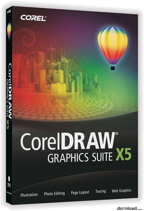 CorelDRAW Graphics Suite X5 15.2.0.686 ENG