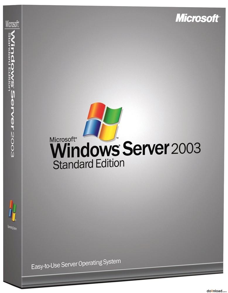 microsoft windows 2003 service pack 2 32bit eng microsoft