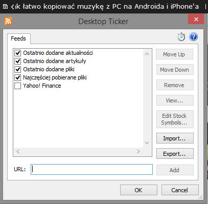 Forex ticker desktop download